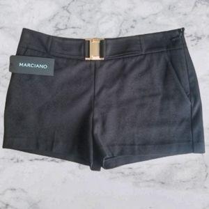 MARCIANO / BNWT Black Celestine Shorts